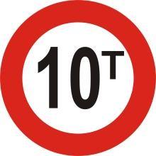 Biển báo cấm 115