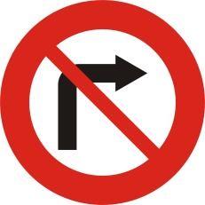 Biển báo cấm số 123b