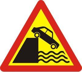 Biển báo nguy hiểm 215