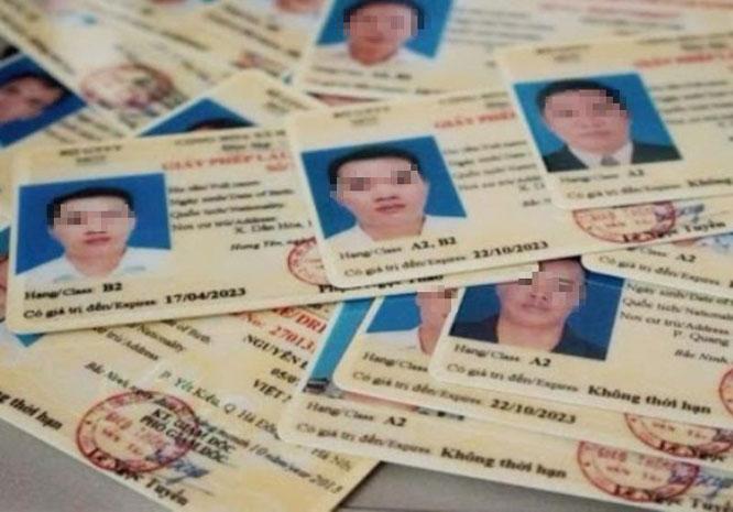 Phân hạng bằng lái mới phù hợp với chuẩn quốc tế